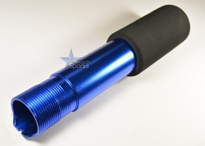 Pistol Buffer Tube Receiver Extension Anodized BLUE Mil Spec .223 5.56 .308 RED AR 15 M4 M16 Best Discount Wholesale AR Parts and Accessories Austin Texas
