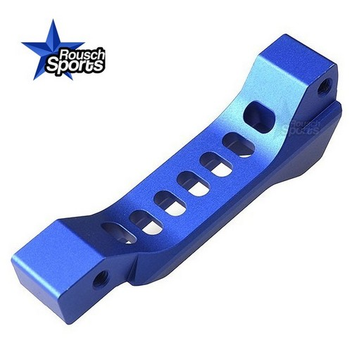 Strike Industries FANG Billet Aluminum Trigger Guard Skeletonized Blue .223 5.56 .308 AR 15 M4 M16 Best Discount Wholesale AR Parts and Accessories Austin Texas