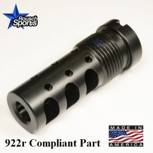 GRB V2 GAS REDIRECTING MULTIPURPOSE MUZZLE BRAKE AK 47 922r Compliant 7.62x39 ak 47 74 AKM 101 102 103 104 105 12 15 18 usc 992R COMPLIANCE rpk aks ak 74N Best Discount Wholesale AK ar Parts and Accessories Austin Texas Oil filter adapter adaptor