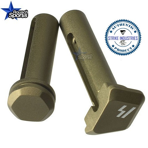 Strike Industries Ultra Light Pivot Takedown Pins Front and Rear Pins RED Black FDE Blue .223 5.56 AR 15 M4 M16 Best Discount Wholesale AR Parts Texas Flat dark Earth 1