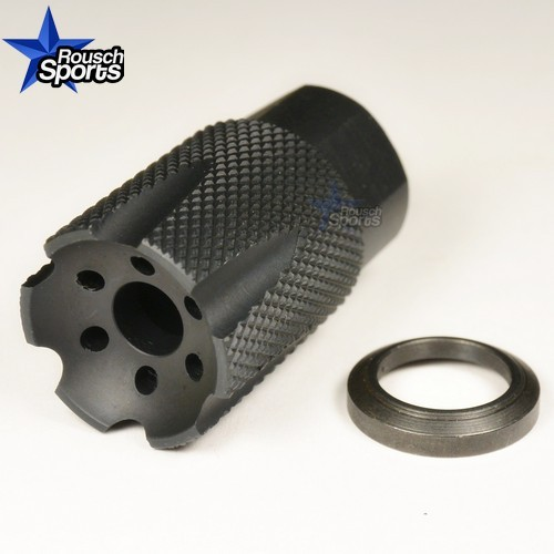 LCXS UL Low Concussion Linear Muzzle Brake Compensator Ultra LIght Compact Custom .223 5.56 .308 AR 15 M4 M16 Best Discount Wholesale AR Parts and Accessories Austin Texas