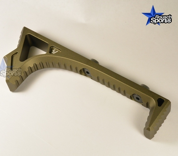 LINK Curved ForeGrip Strike Industries FDE Flat Dark Earth .223 5.56 .308 AR 15 M4 M16 Best Discount Wholesale AR Parts and Accessories Austin Texas