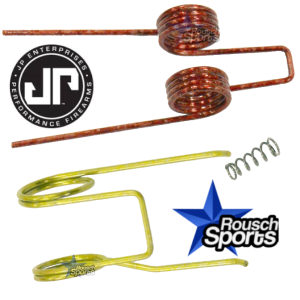 The JP Enterprises Reliability Enhanced Spring Kit provides a 3.5-4.0 pound trigger pull with JP fire control parts. eBay Amazon Austin Texas