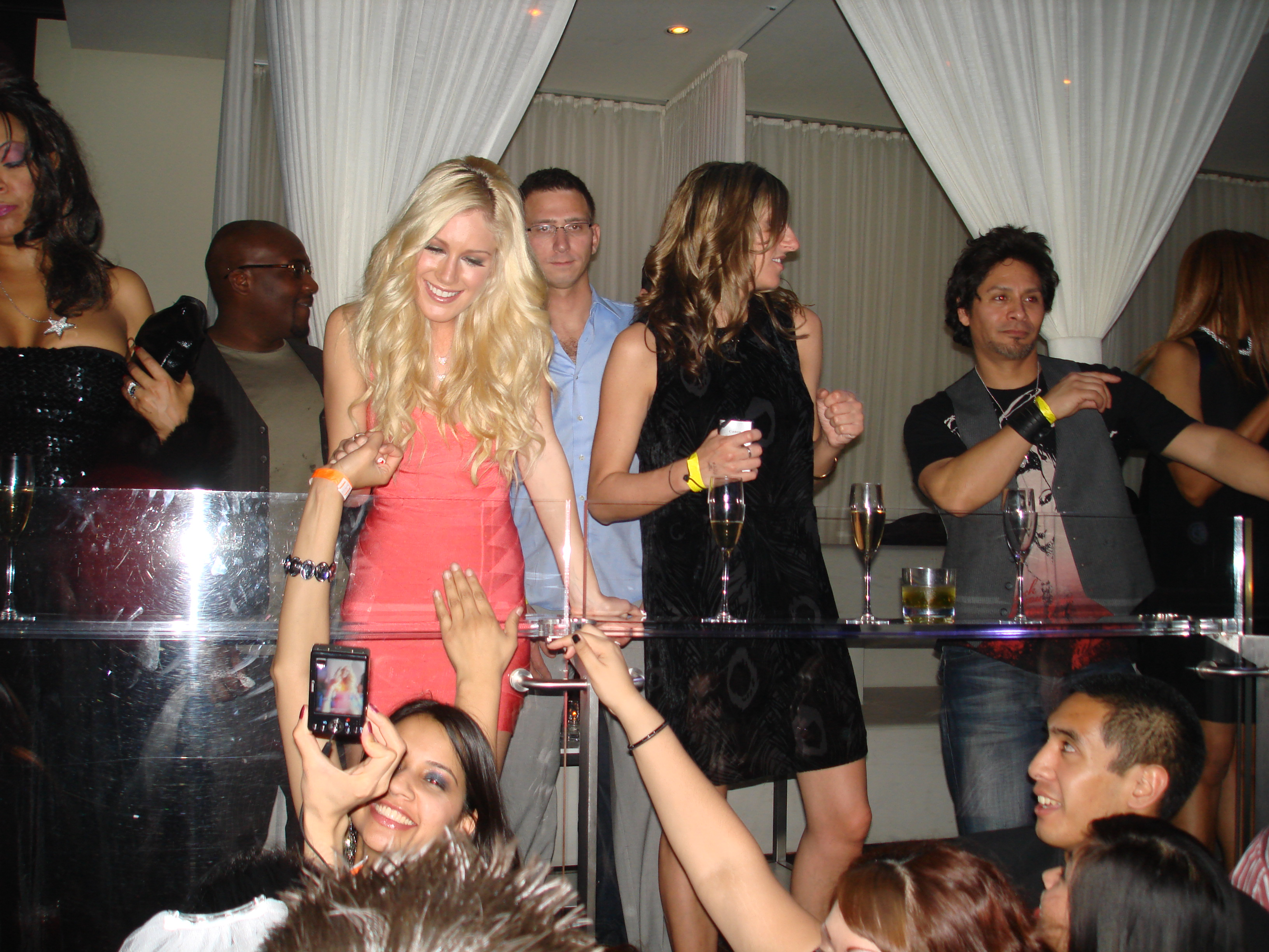Heidi Montag of The Hills