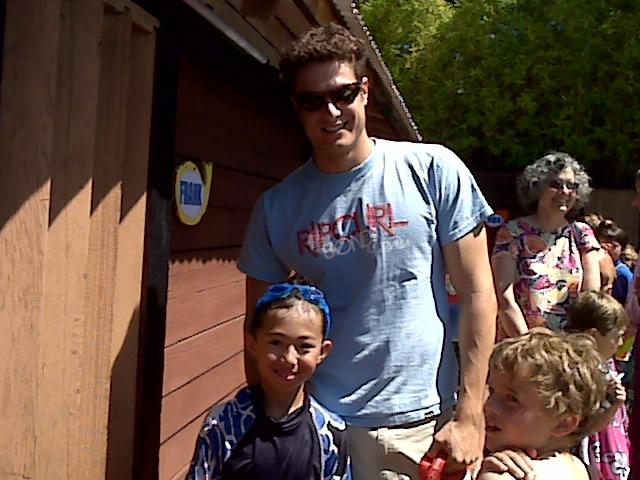 My Son & Ben Wildman-Tobriner