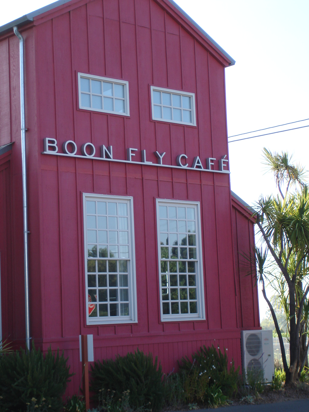 The Boon Fly Cafe