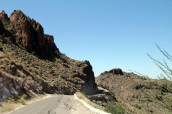On the way to Kingman, AZ