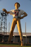 The Golden Driller, Tulsa, OK
