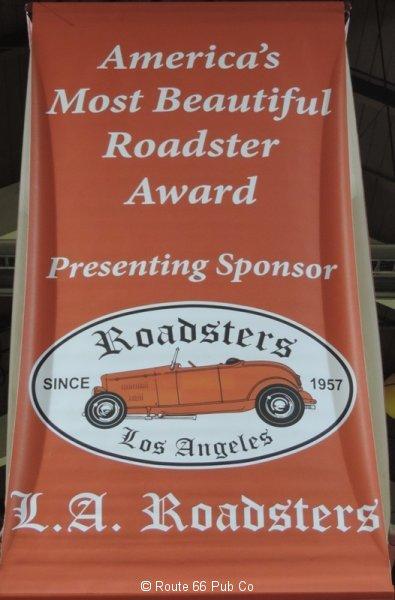 LA Roadster Banner