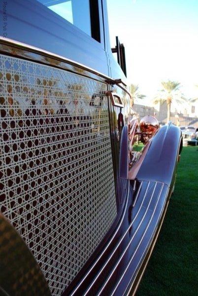 Arizona Concours D'Elegance Award Winner 37 Rolls