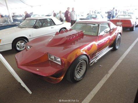 Corvette Summer Driver Front