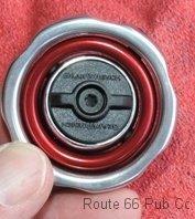 Gearwrench Gimbal Ratchet Closeup