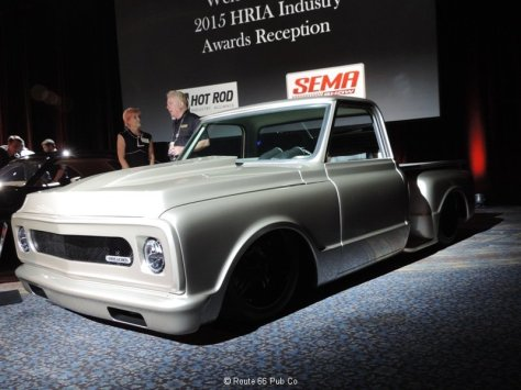 HRIA 69 Chevy C-10 driver's side
