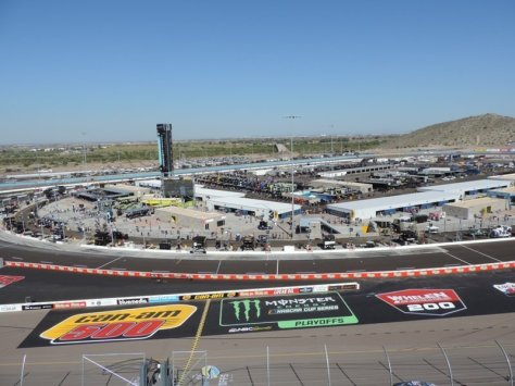 ISM Raceway Overall View 2