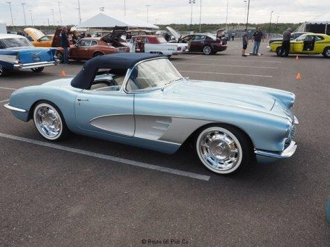 Resto Mod Corvette