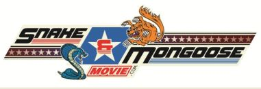 Snake and Mongoo$e Bumper Sticker