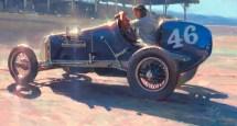 sprint car