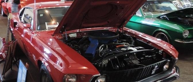 Chad Kroeger's 1969 Boss 429 Mustang