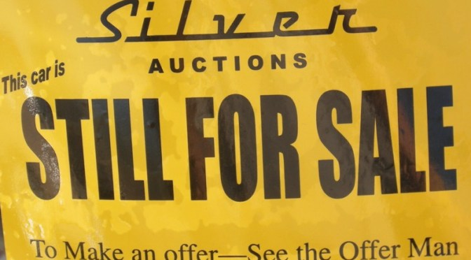 Silver Auction in Arizona Changes Hands
