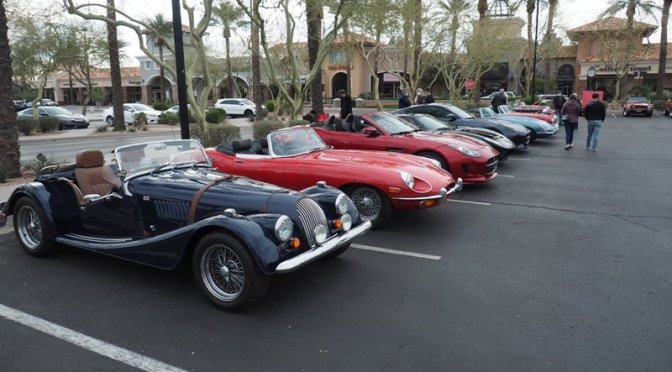 Cars at Casa – Monthly Car Show