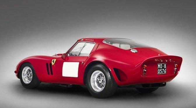 Most Expensive Classic Car -Ferrari 259 GTO