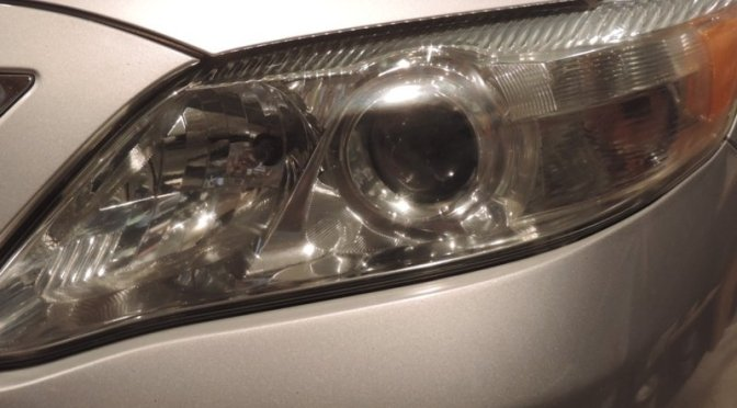 Headlight Restorer and Protectant from Chemical Guys