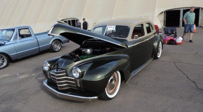 """Wes Rydell's 1940 Oldsmobile """"Agnes"""""""