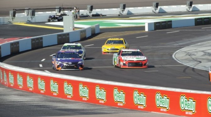 ISM Raceway Speeds Fans to a New High