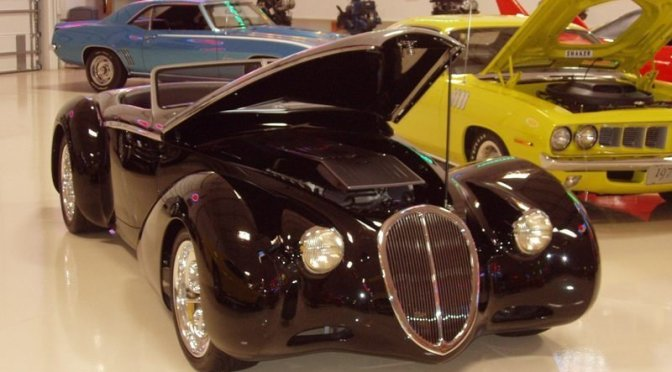 Pratte Collection Selling at Barrett-Jackson