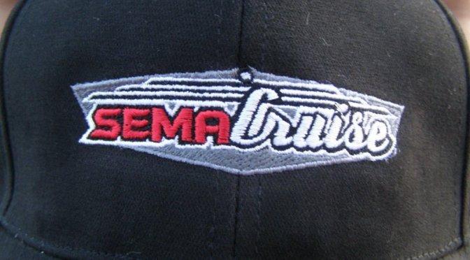 SEMA Car Cruise Ignited