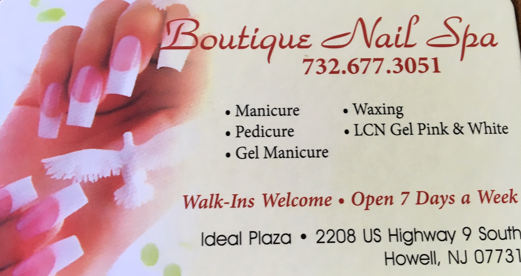 Boutique Nail