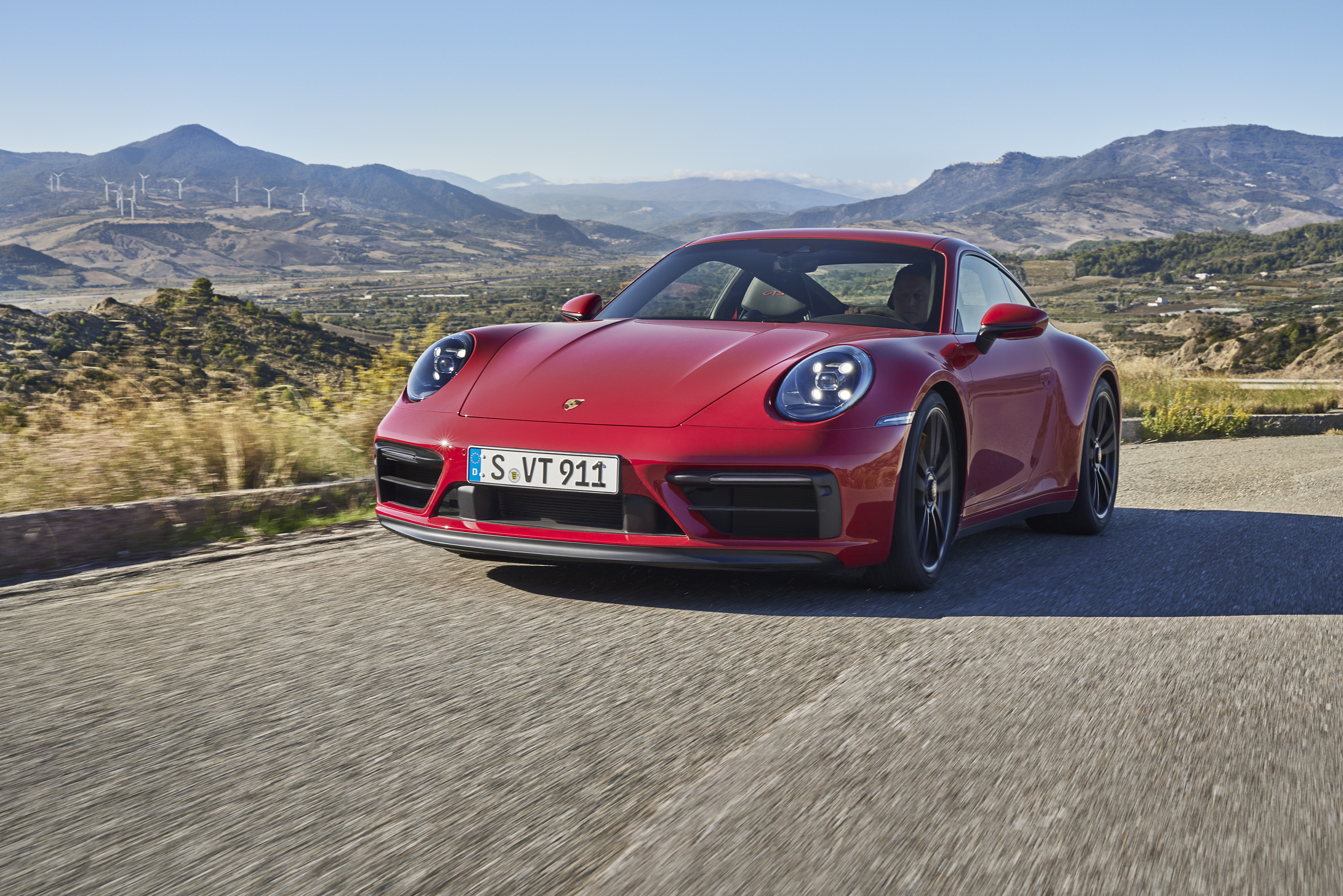 2021 Porsche 992 GTS: The Goldilocks Carrera?