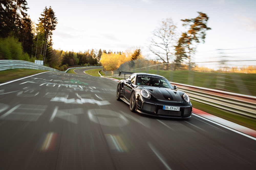 Porsche 991 GT2 RS: The Current Nurburgring Lap Record Holder thanks to Manthey Racing