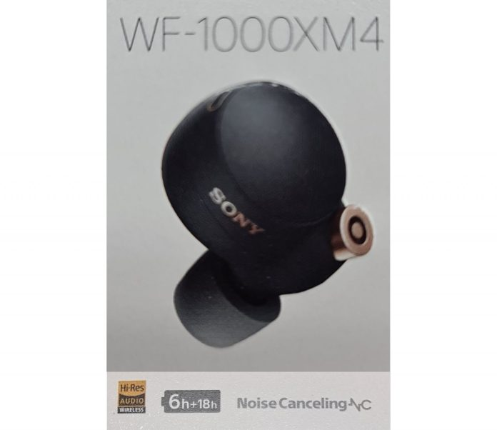 Sony S Wf 1000xm4 Earbuds Leak Showing A Radically New Design Routenote Blog