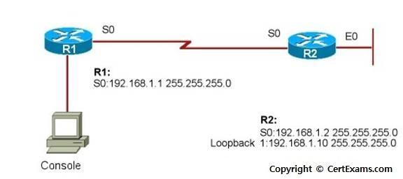 Network Simulator Lab Loop Back Interface