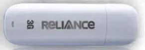Reliance E173 Huawei modem dongle