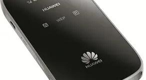 Huawei E589u-12 WiFi Mobile Router