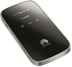 Huawei E589u-12 WiFi Mobile Router Gateway