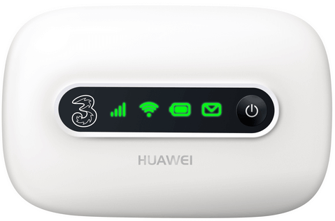 Huawei E5331 WiFi MiFi Router
