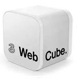 Huawei B153 Three Webcube