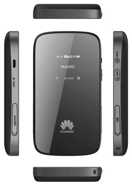Huawei E589 features