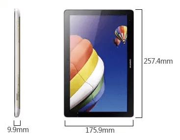 Huawei MediaPad 10 Link + Tablet Dimension