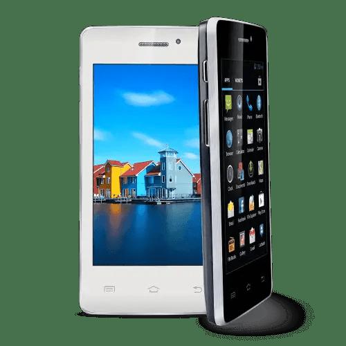 Iball Andi4 IPS Velvet Android Smartphone
