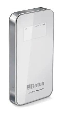 Iball Baton iB-W3GM072G 3G MiFi GSM Router