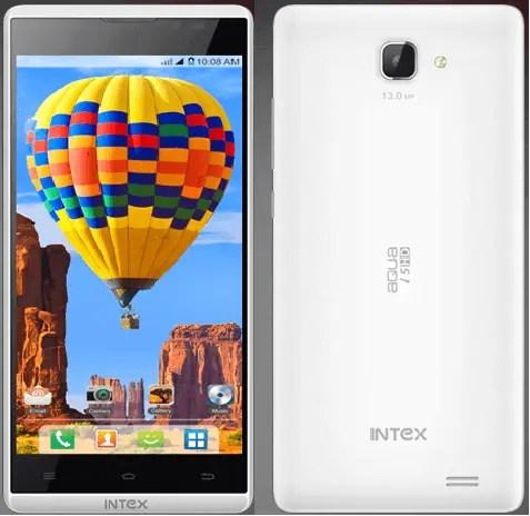Intex Aqua i5 HD Smartphone