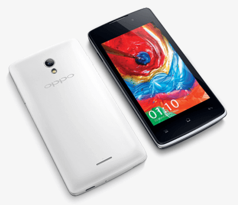 Oppo Joy - low budget smartphone in India at Rs 8990 only