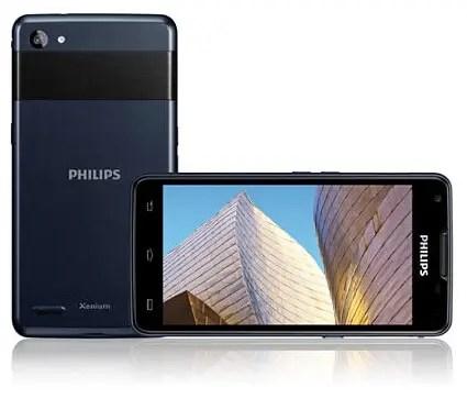 Philips Xenium W6610 Smartphone