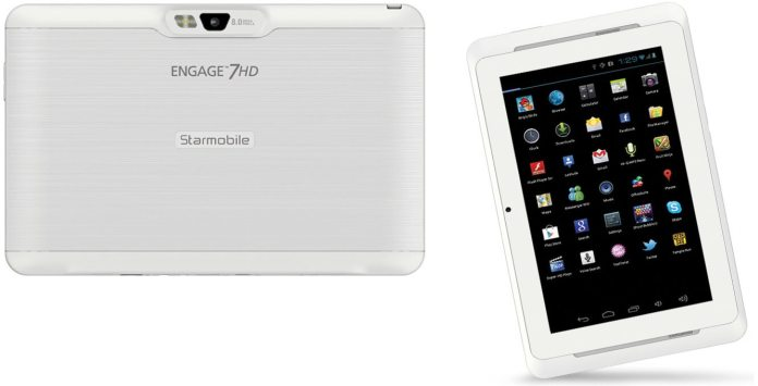 Starmobile Engage 7HD Tablet
