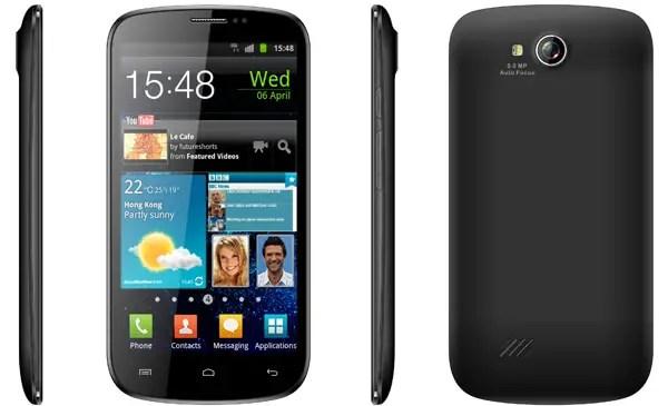 Zxdmobile ZXD G55 Smartphone
