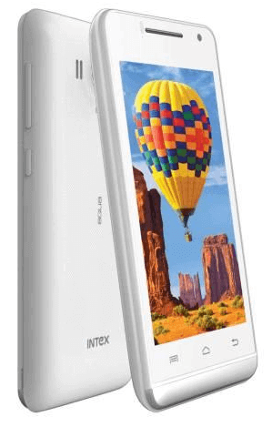 Intex Aqua N15 KitKat Smartphone in India